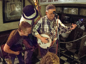 Them Harvey Boys playing at The Fat Cat Brewery Tap