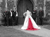 Paul & Donna Maund's Wedding 14/9/13