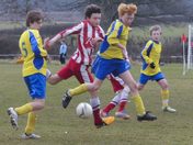 Hindolveston v Old Catton Pumas
