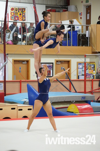 Eastern Counties Acrobatic Gymnastics Regional Championships