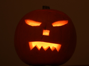 Halloween - Ninja Pumpkin