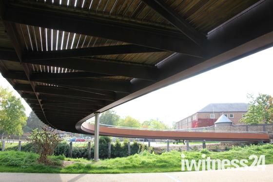 Under Jarrold bridge - FANN13