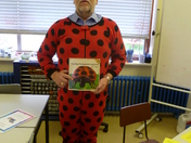 World Book Day at Hindringham Primary School