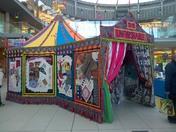 The Unfinishable.  The Forum, Norwich.