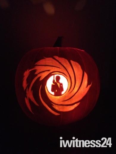 Bond... Halloween Bond...