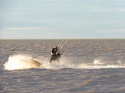 Wakeboarding at Hunstanton