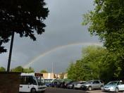 Rainbow over Thetford