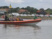 Boats at Walberswick