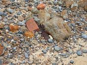 Unexploded World War 2 Shell.