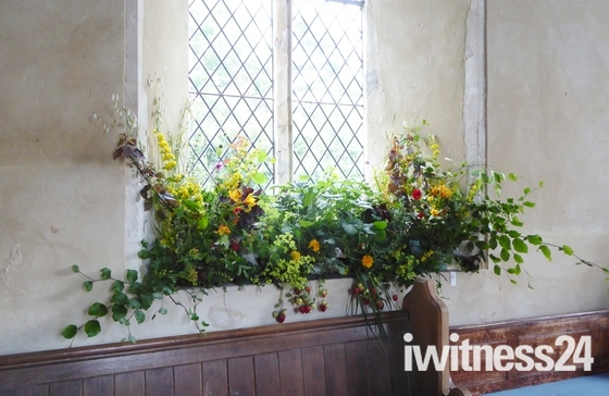 Flower Festival at Rushmere