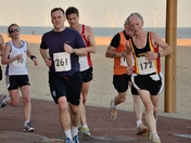 Great Yarmouth Road Runners Five Mile Race