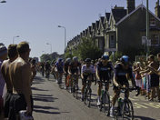The Tour of Britian Stage 1