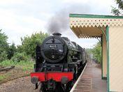 Mid Norfolk steam gala