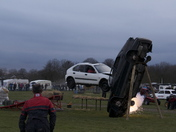 Scott May Daredevil Stunt Show at Great Yarmouth Racecourse