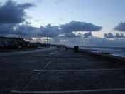 A Dull Evening at Walcott