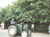 Field Marshall tractors at Martham Carnival