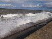 Waves at Walcott