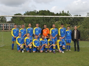 Cawston Wanderers Say Thank You To New Sponsor Broadland Wineries