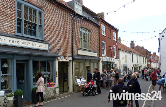 The Town, Wells-Next-The-Sea, North Norfolk