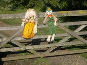 Wolferton Scarecrow Weekend