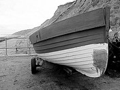 Mundesley fishing boats