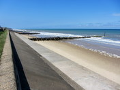Images of Bacton Beach