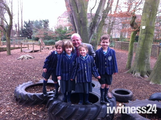 Town Close School inspection report