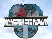 Wereham Village Sign