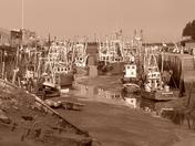 Sepia Fisher Fleet