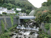 Scenic Lynmouth