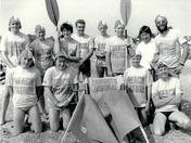 Exmouth Beach Patrol of 1986