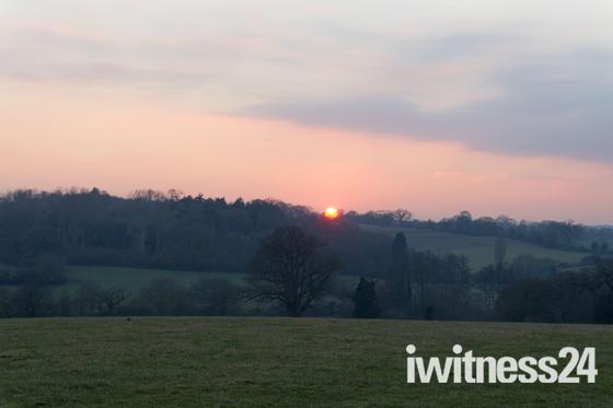 Sunset at Stoke