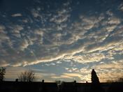 Clouds Sun Rise