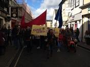 Theatres protest