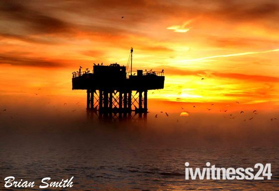 Sunrise at sizewell