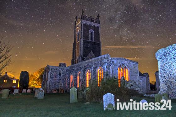 Church of Saint Andrew Walberswick