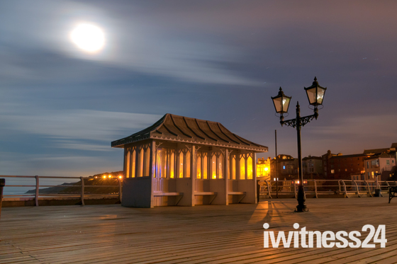 Cromer Pier by Night