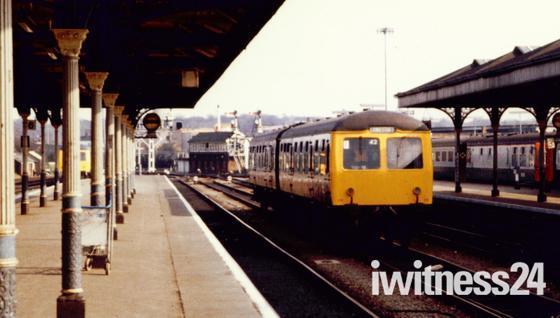 Nostalgia at Lowestoft and Norwich Thorpe
