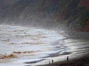 Jurassic Coast Storm