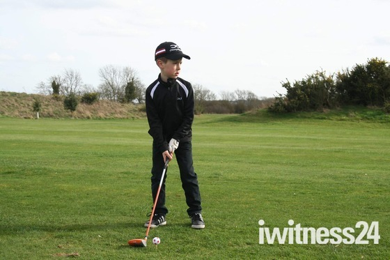 Junior Golfer