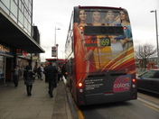 New Face of London Buses