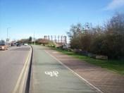 Beckton Newham, London, Former Gas Works Armada Way, Gallions Reach.