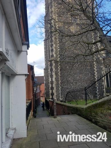 beautiful Norwich