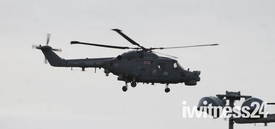 Lynx farewell flypast 17/3/17