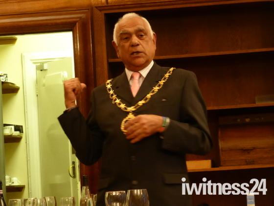 Get together with Mayor of Redbridge