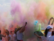 'Colourful' Weston