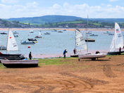 Exe Estuary at the weekend