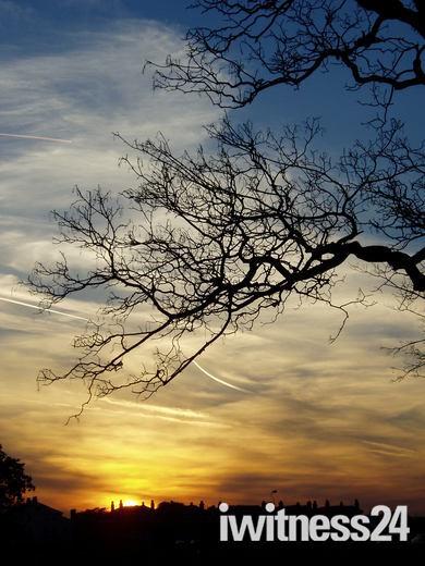 Stunning Sunsets over Blackheath