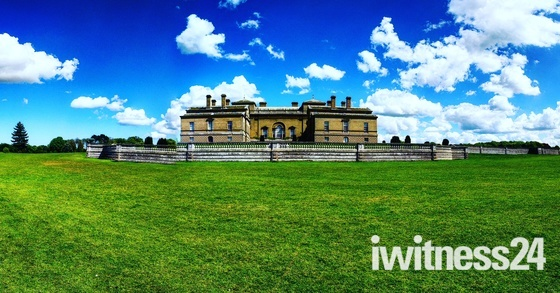 A day out at Holkham Hall