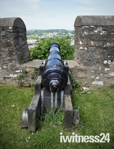 Chudleigh Fort